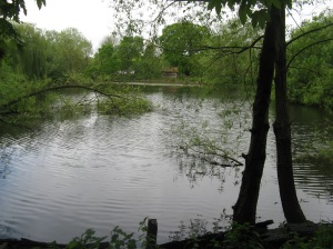 River Waveney Trust small lake
